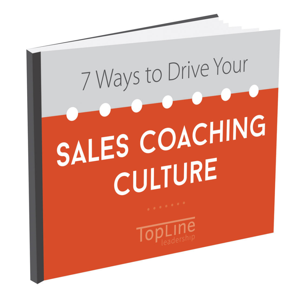 7 ways to drive your sales coaching culture resource free download