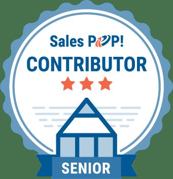 SalesPop! Contributor