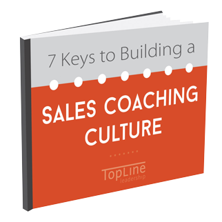 7 Keys to Building a Sales Coaching Culture Cover
