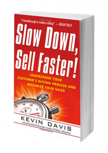 Slow Down Sell Faster Book