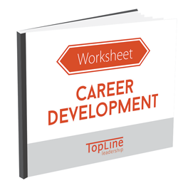 Career Development Worksheet Cover
