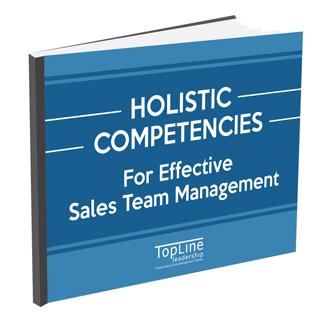 Holistic Competencies For Effective Sales Team Management Cover
