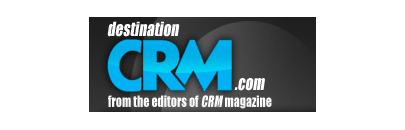 Destination CRM.com from the editors of CRM Magazine